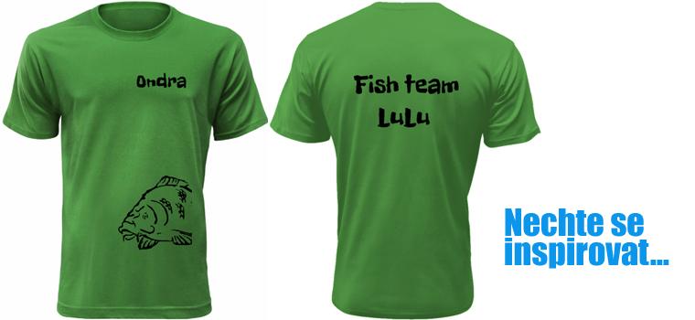 cddb51b3d5f7 Také firmy mají v oblibě objednávat trička pro své zaměstnance. Díky  možnosti použitých barev lze na tričko vytisknout téměř cokoliv.