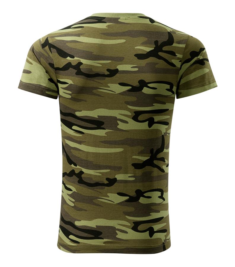 Pánské tričko CAMOUFLAGE 34