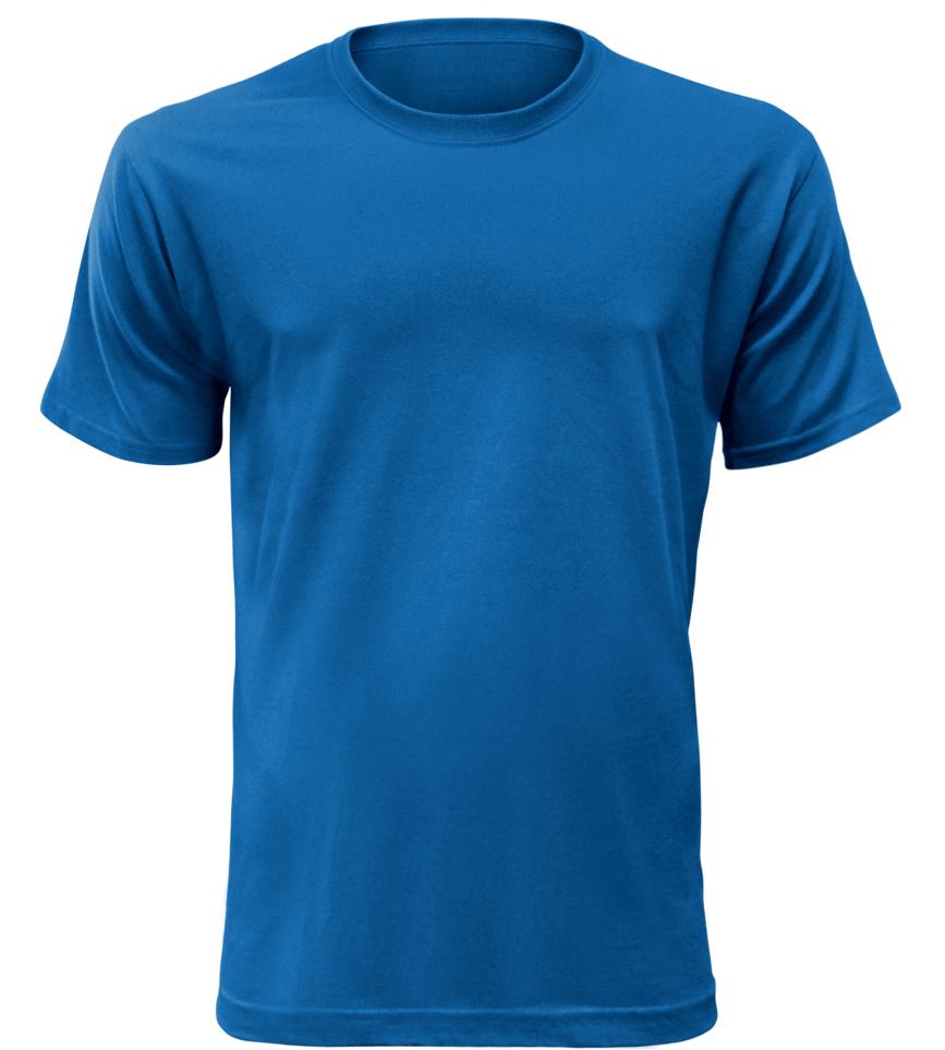 Pánské tričko 190g modré