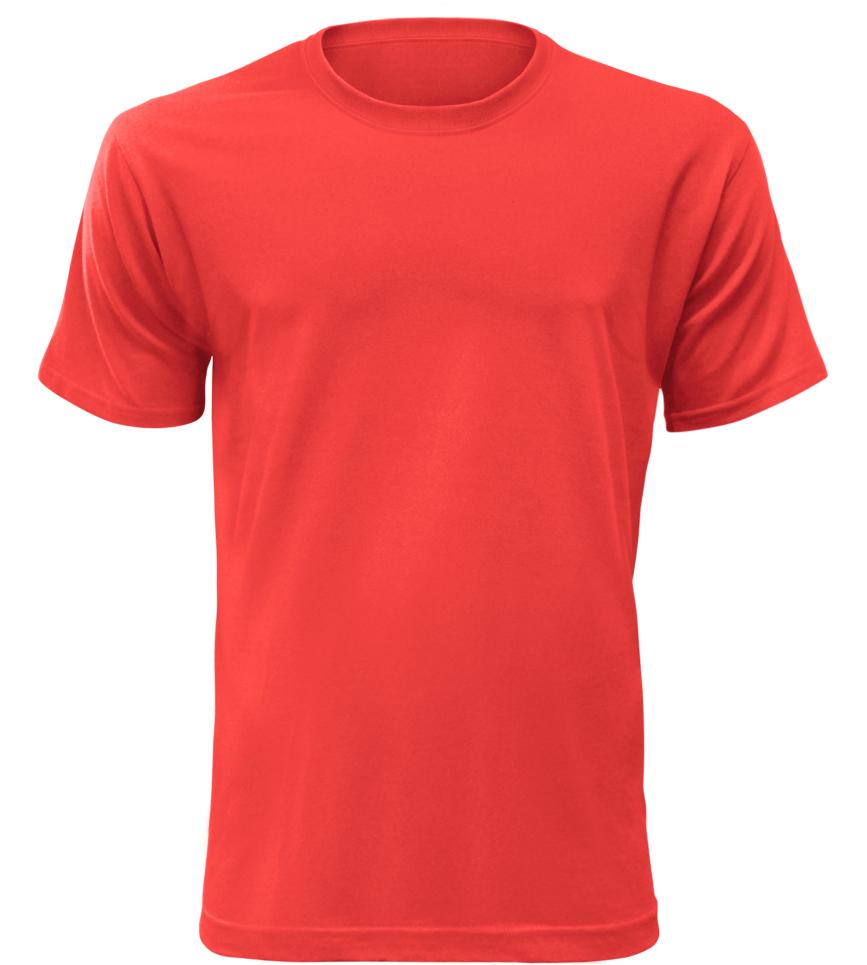 Pánské tričko 190g červené  5b7dee8f74
