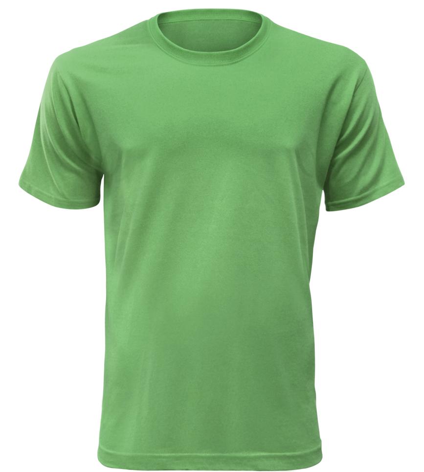 Pánské tričko 190g zelené