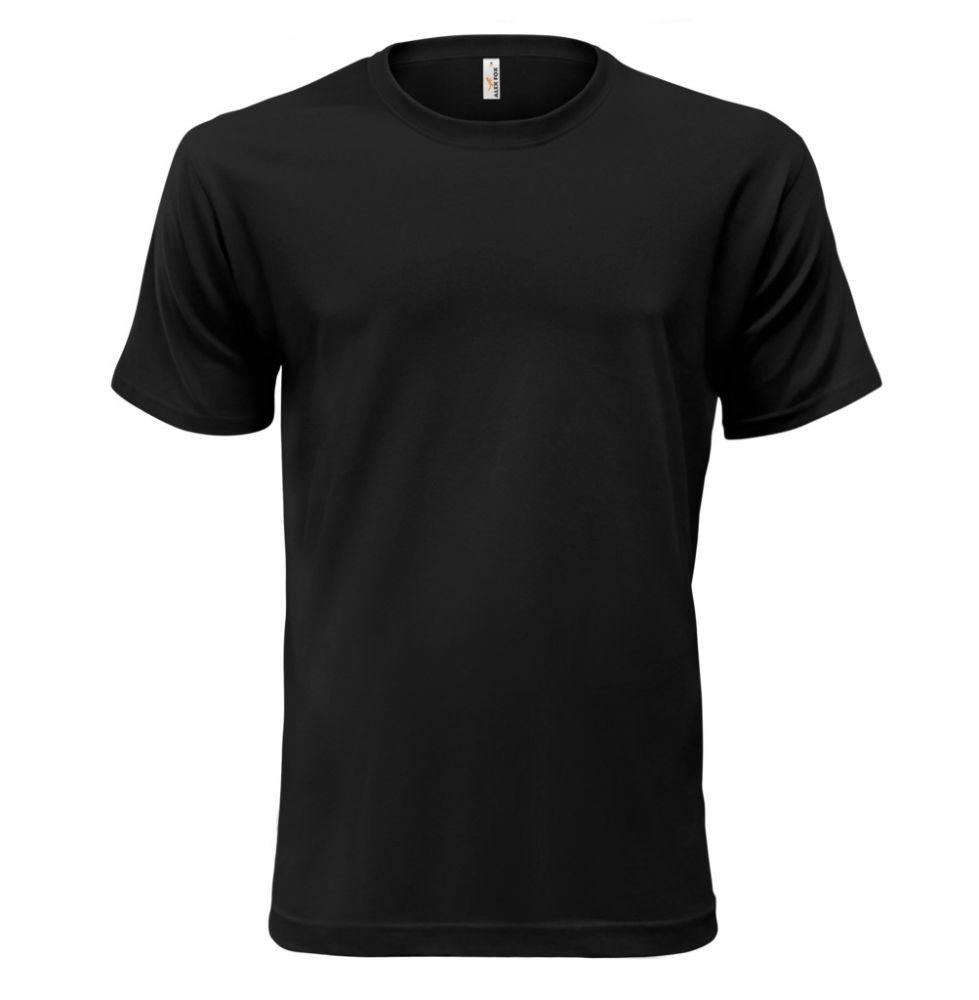 Pánské tričko 160g černé