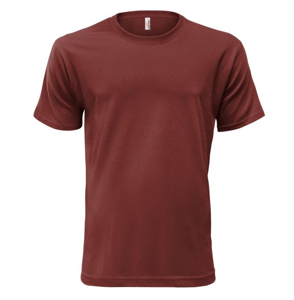 Pánské tričko 160g čokoládové