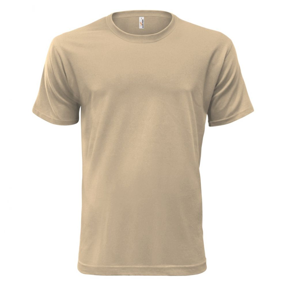 Pánské tričko 160g pískové
