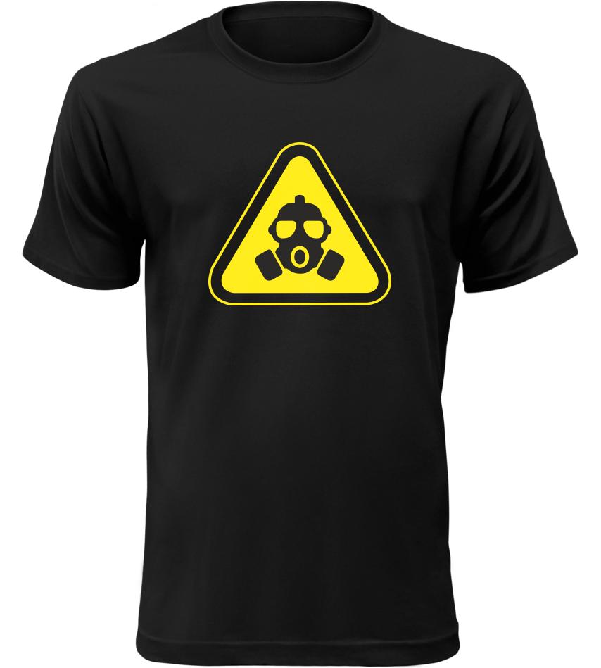 Pánské tričko Zamoření