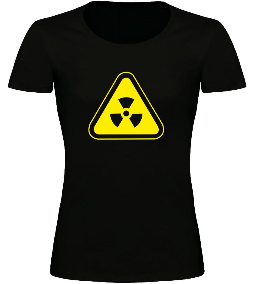 Dámské tričko Radiace