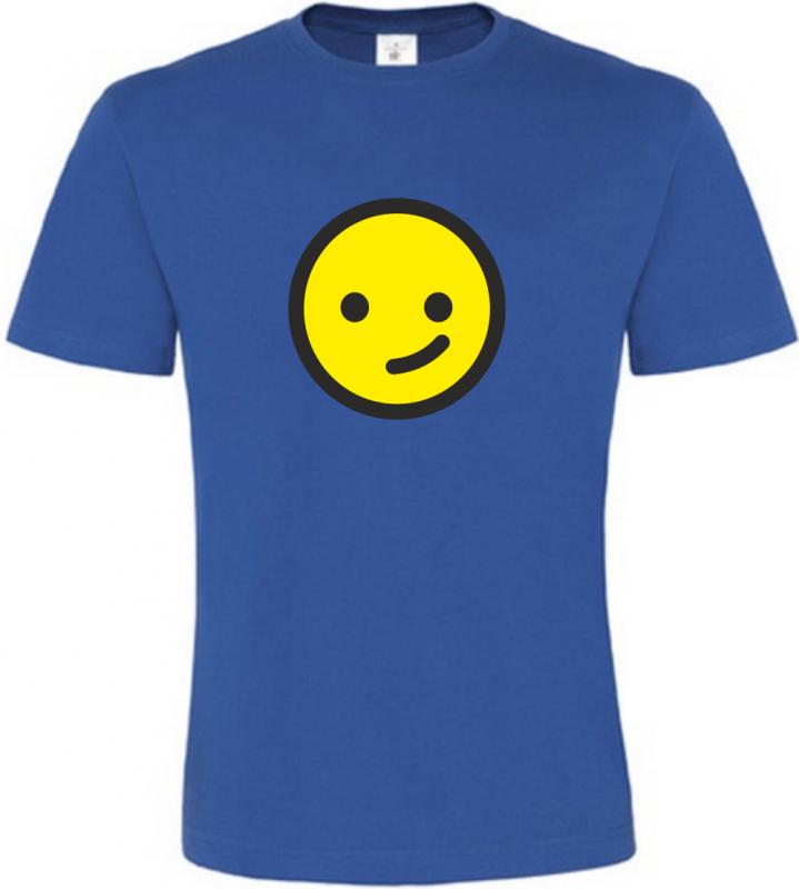 Pánské tričko se smajlíkem Mmmmm...