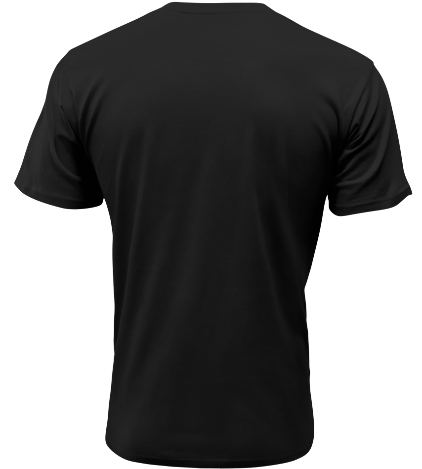 Pánské tričko Superhasič černé