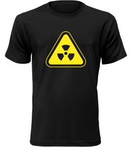 Pánské tričko Radiace