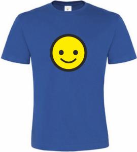 Pánské tričko se smajlíkem Smiley