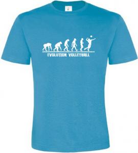 Evolution Volleyball pánské atoll tričko