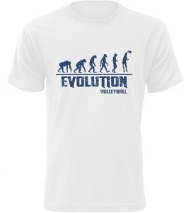 Pánské tričko Evolution Volleyball bílé