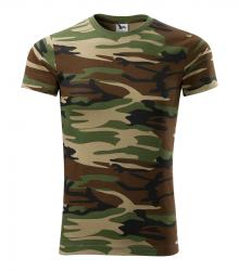 Pánské tričko CAMOUFLAGE 33